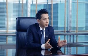 Ông Trần Hùng Huy hiện đang làm chủ tịch HĐQT ngân hàng ACB