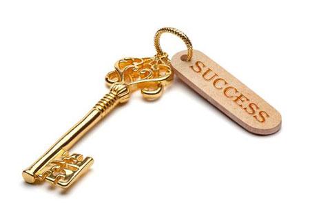 Tìm 1 chìa khóa thành công cho bản thân