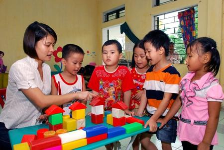 Chất lượng giáo viên là điều rất quan trọng khi chọn trường cho trẻ