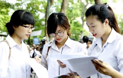 Các trường cao đẳng đại học hiện nay hầu hết đều lấy chỉ tiêu theo điểm học bạ